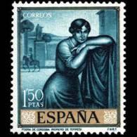 ROMERO DE TORRES - AÑO 1965 - Nº EDIFIL 1662 - 1931-Hoy: 2ª República - ... Juan Carlos I