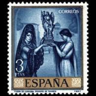 ROMERO DE TORRES - AÑO 1965 - Nº EDIFIL 1664 - 1931-Hoy: 2ª República - ... Juan Carlos I
