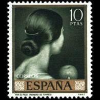 ROMERO DE TORRES - AÑO 1965 - Nº EDIFIL 1666 - 1931-Hoy: 2ª República - ... Juan Carlos I