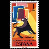 DIA MUNDIAL SELLO - AÑO 1965 - Nº EDIFIL 1668 - 1931-Hoy: 2ª República - ... Juan Carlos I