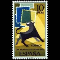 DIA MUNDIAL SELLO - AÑO 1965 - Nº EDIFIL 1669 - 1931-Hoy: 2ª República - ... Juan Carlos I
