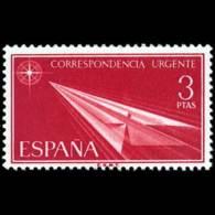CORREO URGENTE - AÑO 1965 - Nº EDIFIL 1671 - 1931-Hoy: 2ª República - ... Juan Carlos I