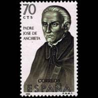FORJADORES AMÉRICA - AÑO 1965 - Nº EDIFIL 1679 - 1931-Hoy: 2ª República - ... Juan Carlos I