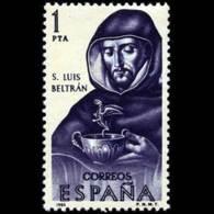 FORJADORES AMÉRICA - AÑO 1965 - Nº EDIFIL 1681 - 1931-Hoy: 2ª República - ... Juan Carlos I