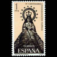 EVANG.FILIPINAS - AÑO 1965 - Nº EDIFIL 1693 - 1931-Hoy: 2ª República - ... Juan Carlos I