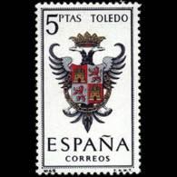 ESCUDO PROVINCIAS - AÑO 1966 - Nº EDIFIL 1696 - 1931-Hoy: 2ª República - ... Juan Carlos I