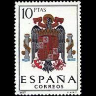 ESCUDO PROVINCIAS - AÑO 1966 - Nº EDIFIL 1704 - 1931-Hoy: 2ª República - ... Juan Carlos I