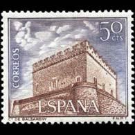 CASTILLOS ESPAÑA - AÑO 1967 - Nº EDIFIL 1809 - 1931-Hoy: 2ª República - ... Juan Carlos I