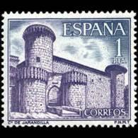 CASTILLOS ESPAÑA - AÑO 1967 - Nº EDIFIL 1810 - 1931-Hoy: 2ª República - ... Juan Carlos I