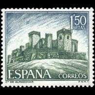 CASTILLOS ESPAÑA - AÑO 1967 - Nº EDIFIL 1811 - 1931-Hoy: 2ª República - ... Juan Carlos I