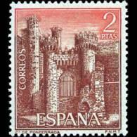 CASTILLOS ESPAÑA - AÑO 1967 - Nº EDIFIL 1812 - 1931-Hoy: 2ª República - ... Juan Carlos I