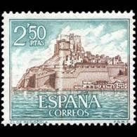 CASTILLOS ESPAÑA - AÑO 1967 - Nº EDIFIL 1813 - 1931-Hoy: 2ª República - ... Juan Carlos I