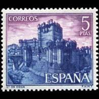 CASTILLOS ESPAÑA - AÑO 1967 - Nº EDIFIL 1814 - 1931-Hoy: 2ª República - ... Juan Carlos I
