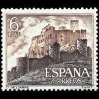 CASTILLOS ESPAÑA - AÑO 1967 - Nº EDIFIL 1815 - 1931-Hoy: 2ª República - ... Juan Carlos I