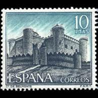 CASTILLOS ESPAÑA - AÑO 1967 - Nº EDIFIL 1816 - 1931-Hoy: 2ª República - ... Juan Carlos I