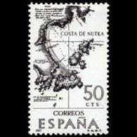 FORJADORES AMÉRICA - AÑO 1967 - Nº EDIFIL 1820 - 1931-Hoy: 2ª República - ... Juan Carlos I