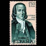 FORJADORES AMÉRICA - AÑO 1967 - Nº EDIFIL 1823 - 1931-Hoy: 2ª República - ... Juan Carlos I