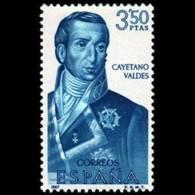 FORJADORES AMÉRICA - AÑO 1967 - Nº EDIFIL 1825 - 1931-Hoy: 2ª República - ... Juan Carlos I