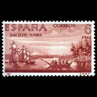 FORJADORES AMÉRICA - AÑO 1967 - Nº EDIFIL 1826 - 1931-Hoy: 2ª República - ... Juan Carlos I