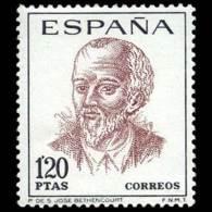 CENT.CELEBRIDADES - AÑO 1967 - Nº EDIFIL 1830 - 1931-Hoy: 2ª República - ... Juan Carlos I