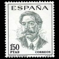 CENT.CELEBRIDADES - AÑO 1967 - Nº EDIFIL 1831 - 1931-Hoy: 2ª República - ... Juan Carlos I