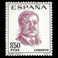 CENT.CELEBRIDADES - AÑO 1967 - Nº EDIFIL 1832 - 1931-Hoy: 2ª República - ... Juan Carlos I