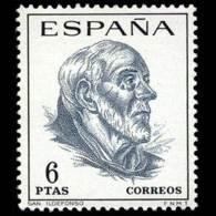 CENT.CELEBRIDADES - AÑO 1967 - Nº EDIFIL 1833 - 1931-Hoy: 2ª República - ... Juan Carlos I