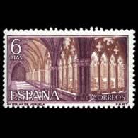 MONASTER. VERUELA - AÑO 1967 - Nº EDIFIL 1836 - 1931-Hoy: 2ª República - ... Juan Carlos I