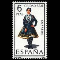 TRAJES TIPICOS - AÑO 1968 - Nº EDIFIL 1839 - 1931-Hoy: 2ª República - ... Juan Carlos I