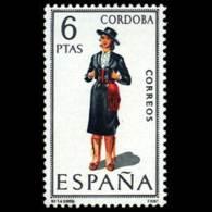 TRAJES TIPICOS - AÑO 1968 - Nº EDIFIL 1840 - 1931-Hoy: 2ª República - ... Juan Carlos I