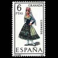 TRAJES TIPICOS - AÑO 1968 - Nº EDIFIL 1846 - 1931-Hoy: 2ª República - ... Juan Carlos I
