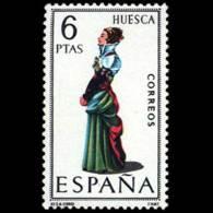 TRAJES TIPICOS - AÑO 1968 - Nº EDIFIL 1850 - 1931-Hoy: 2ª República - ... Juan Carlos I