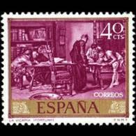 MARIANO FORTUNY - AÑO 1968 - Nº EDIFIL 1854 - 1931-Hoy: 2ª República - ... Juan Carlos I
