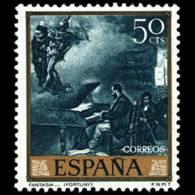 MARIANO FORTUNY - AÑO 1968 - Nº EDIFIL 1855 - 1931-Hoy: 2ª República - ... Juan Carlos I