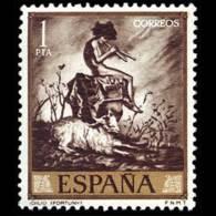 MARIANO FORTUNY - AÑO 1968 - Nº EDIFIL 1856 - 1931-Hoy: 2ª República - ... Juan Carlos I