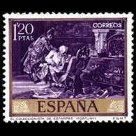 MARIANO FORTUNY - AÑO 1968 - Nº EDIFIL 1857 - 1931-Hoy: 2ª República - ... Juan Carlos I