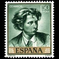 MARIANO FORTUNY - AÑO 1968 - Nº EDIFIL 1858 - 1931-Hoy: 2ª República - ... Juan Carlos I