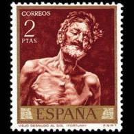 MARIANO FORTUNY - AÑO 1968 - Nº EDIFIL 1859 - 1931-Hoy: 2ª República - ... Juan Carlos I