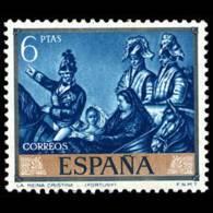 MARIANO FORTUNY - AÑO 1968 - Nº EDIFIL 1863 - 1931-Hoy: 2ª República - ... Juan Carlos I