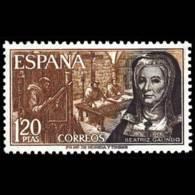 PERSONAJES - AÑO 1968 - Nº EDIFIL 1864 - 1931-Hoy: 2ª República - ... Juan Carlos I