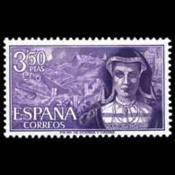 PERSONAJES - AÑO 1968 - Nº EDIFIL 1866 - 1931-Hoy: 2ª República - ... Juan Carlos I
