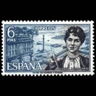 PERSONAJES - AÑO 1968 - Nº EDIFIL 1867 - 1931-Hoy: 2ª República - ... Juan Carlos I