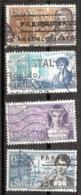 PERSONAJES - AÑO 1968 - Nº EDIFIL 1864-67 - 1931-Hoy: 2ª República - ... Juan Carlos I