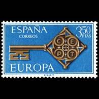 EUROPA - AÑO 1968 - Nº EDIFIL 1868 - 1931-Hoy: 2ª República - ... Juan Carlos I