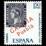 DIA MUNDIAL SELLO - AÑO 1968 - Nº EDIFIL 1869 - 1931-Hoy: 2ª República - ... Juan Carlos I
