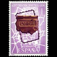 CENTENARIO LEON - AÑO 1968 - Nº EDIFIL 1871 - 1931-Hoy: 2ª República - ... Juan Carlos I
