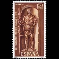 CENTENARIO LEON - AÑO 1968 - Nº EDIFIL 1872 - 1931-Hoy: 2ª República - ... Juan Carlos I