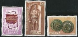 CENTENARIO LEON - AÑO 1968 - Nº EDIFIL 1871-73 - 1931-Hoy: 2ª República - ... Juan Carlos I