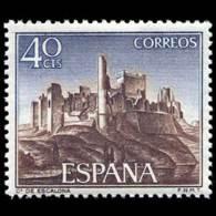 CASTILLOS ESPAÑA - AÑO 1968 - Nº EDIFIL 1880 - 1931-Hoy: 2ª República - ... Juan Carlos I