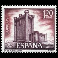 CASTILLOS ESPAÑA - AÑO 1968 - Nº EDIFIL 1881 - 1931-Hoy: 2ª República - ... Juan Carlos I